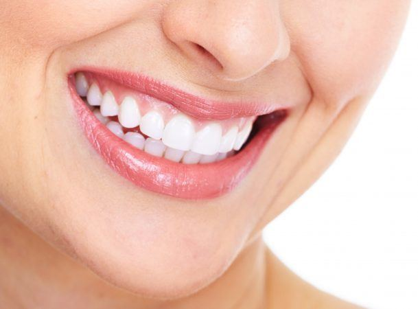 maintain newly whitened teeth