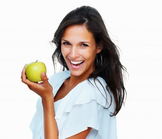 naturally whitening foods